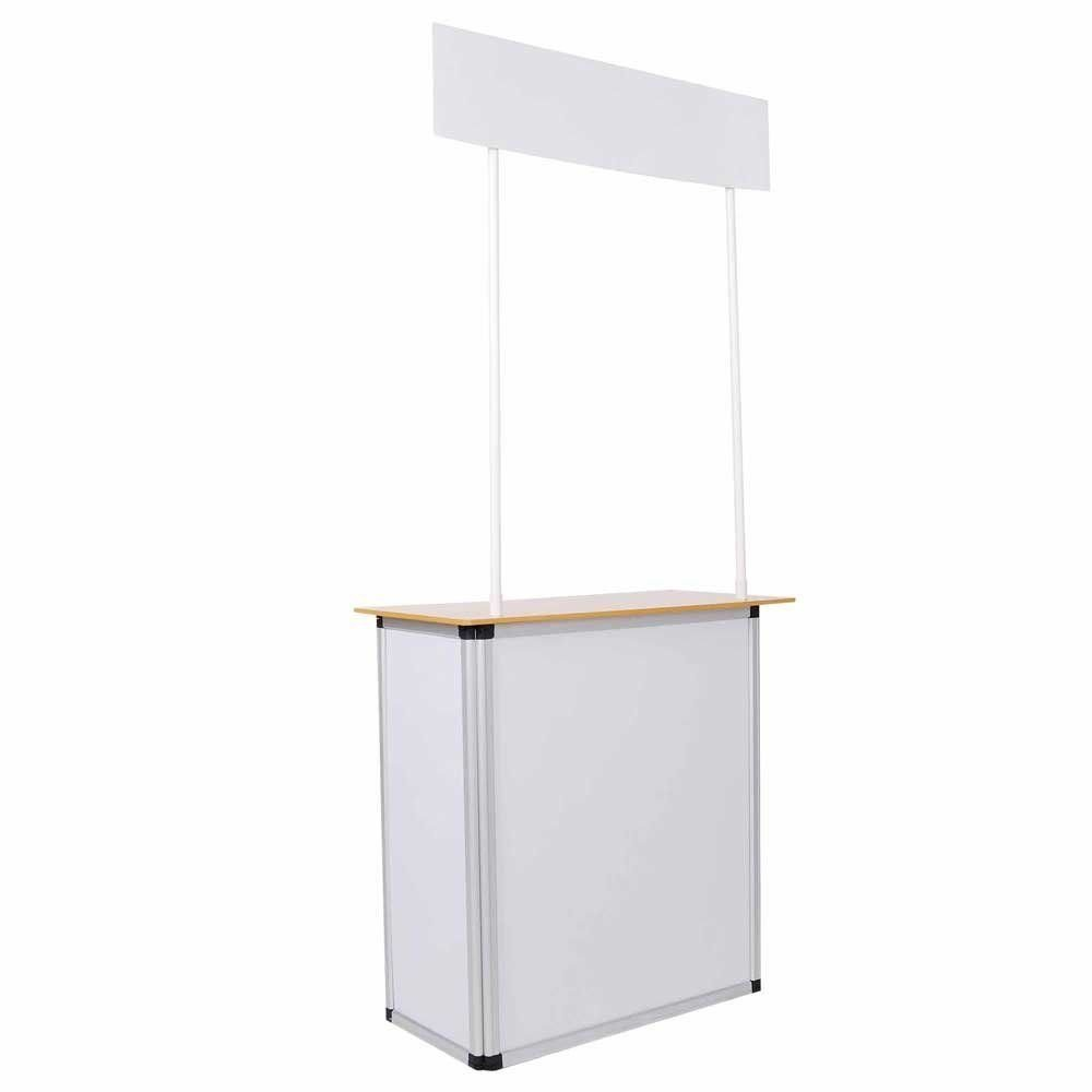 Knick Knack Supplies Aluminum Frame Booth Display