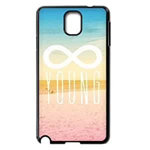 Forever Young Brand New Cover Case for Samsung Galaxy Note 3 N9000,diy case cover ygtg590119 Kimberly Kurzendoerfer