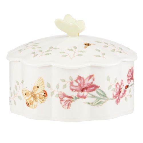 Lenox Butterfly Meadow Trinket Box ()