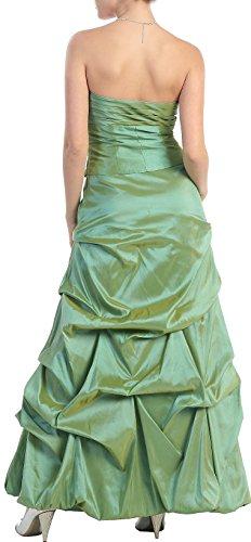 Nachtigall+Lerche - Vestido - trapecio - Básico - para mujer verde oliva