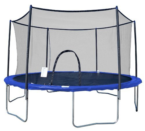 Airzone-10-Feet-Spring-Trampoline-with-Enclosure