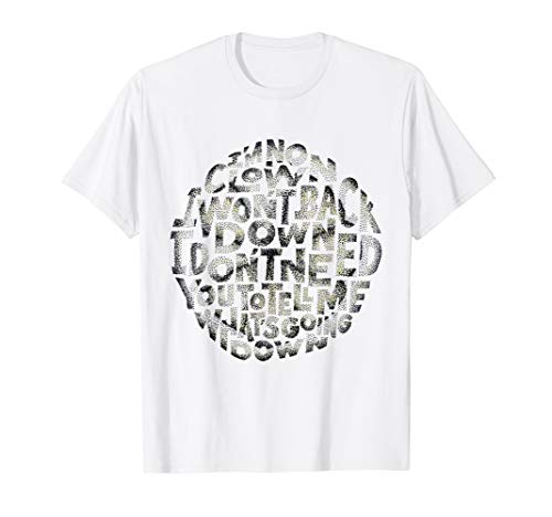 The Stone Roses Fools Gold T-Shirt