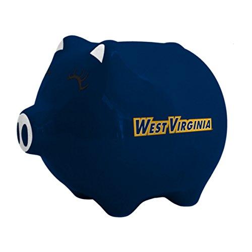 West Virginia Mountaineers Ceramic - NCAA West Virginia Mountaineers Ceramic Piggy Bank