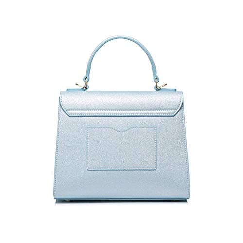 Tamaño Libre La S Purple Señora Rxf Bag Messenger color Aire De Al Bolsa Mensajero Bolso Hombro Azul xqg6HFX