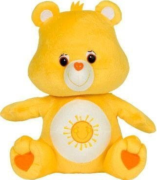 Care Bears 11 Inch Plush Funshine Bear [giallo] by Kellytoys