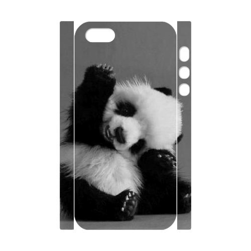 SYYCH Phone case Of Panda Cover Case For iPhone 5,5S