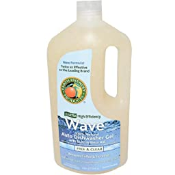 Earth Friendly Products #975408 40OZ Clear Dish Detergent