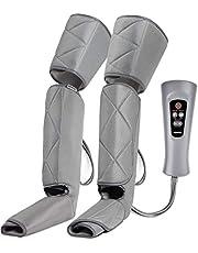 RENPHO Massage Jambes Appareil de Massage pour Jambes et Pieds Circulation Electrique Compression d'air pour le massage et la relaxation Pieds de mollet Cuisse