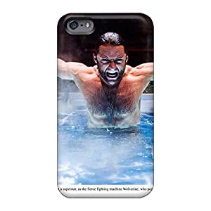 High Quality Mobile Case For Apple Iphone 6 With Support Your Personal Customized High-definition Inside Out Skin SherriFakhry