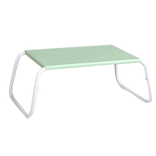 Escritorio para computadora portátil, cama Mesa pequeña Mesa de ...