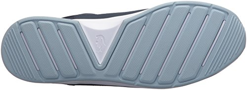 Lacoste Women's Chaumont Lace 317 1 Fashion Sneaker, Navy, 7.5 M US