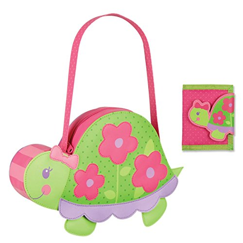 Stephen Joseph Girls Turtle Purse and Wallet Combo - Gifts for Girls by Stephen Joseph