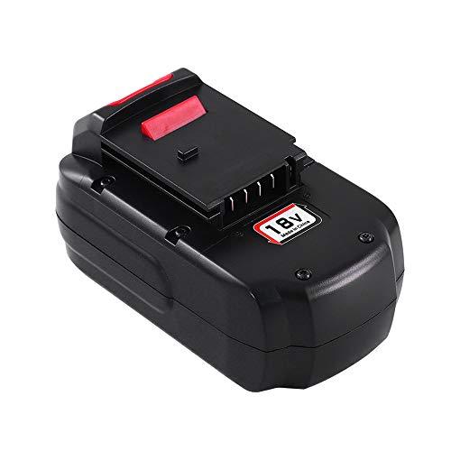 Upgraded 3600mAh PC18B Battery for Porter Cable 18V Battery PCC489N PCMVC PCXMVC Cordless Tools (Porter Cable 18v Battery Pc18bl Lithium Rechargeable)
