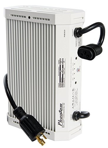 Phantom Commercial 1000W Double-Ended Digital Ballast - HPS, 277V by Hydrofarm