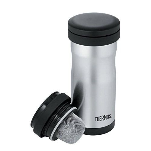 Ss Tea Tumbler With Infuser (Thermos Nissan Tea Tumbler)