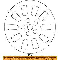 Genuine Nissan 40315-3RB0E Wheel Cover