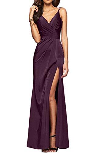 Missdressy - Vestido - Escotado por detrás - para mujer morado 44