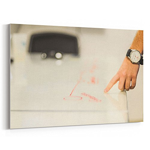 Westlake Art - Office Draw - 12x18 Canvas Print Wall Art - Canvas Stretched Gallery Wrap Modern Picture Photography Artwork - Ready to Hang 12x18 Inch (8006-8A41D)
