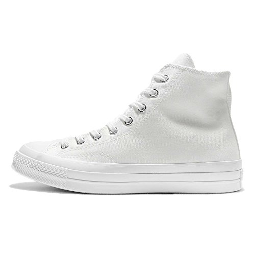 Converse Mens CT AS 70 Hi White White Nylon 0MDg2JE6oK