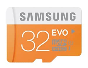 Samsung 32GB High Speed microSDHC Class 10 Memory Card (No Adapter)-Retail Package