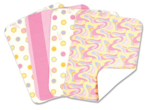 trend-lab-dr-seuss-4-piece-burp-cloth-set-oh-the-places-youll-go-pink