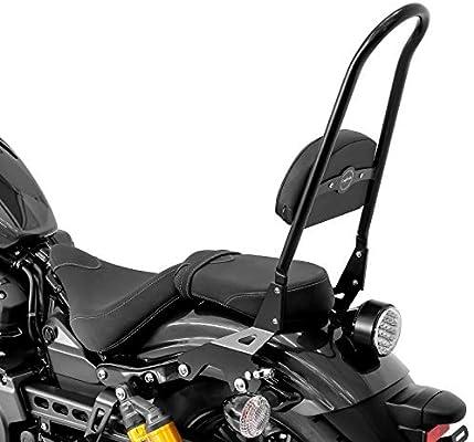 Sissy Bar Luggage Rack for Yamaha Bolt 950 14-19 Black Casual XL
