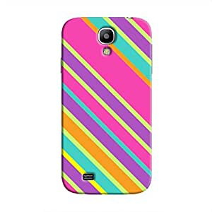 Cover it up Pop Pink Print Samsung Galaxy S4 Hard Case