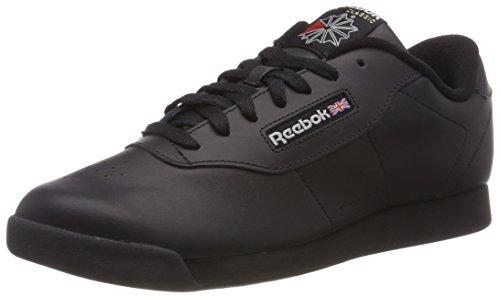 Reebok Damen Princess Sneaker, Schwarz (Black), 44 EU