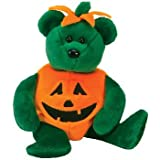Ty Beanie Babies Tricky - Halloween Bear
