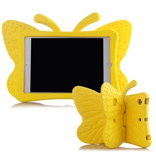 Light Weight Butterfly Design Yellow