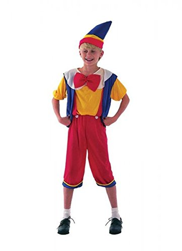 Pinocchio Costume Large 10-12]()