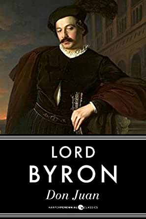 Byron don juan essay