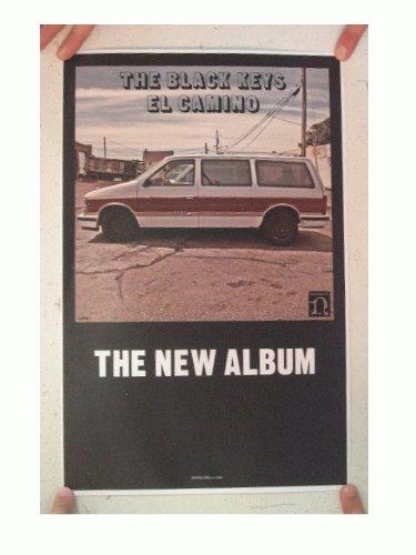 The Black Keys Poster El Camino