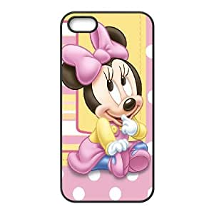 iPhone 4 4s Cell Phone Case Black Minnie Mouse 1 Lgyhf