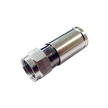 Estilo Best 40 x F de compresión conector para 7 mm coaxial profesional de cable coaxial
