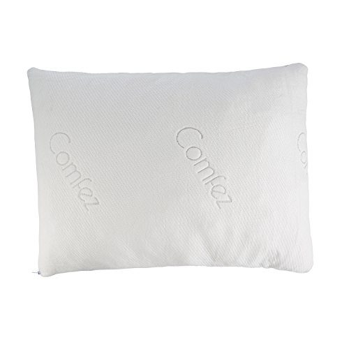 Comfez-Premium-Adjustable-Bamboo-Shredded-Memory-Foam-Pillow-Breathable-and-Machine-Washable-Cover-Hypoallergenic-Dust-mite-resistant-20-x-26-Standard-Size