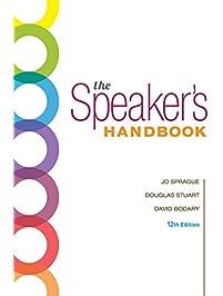 Amazon public speaking books the speakers handbook spiral bound version fandeluxe Gallery