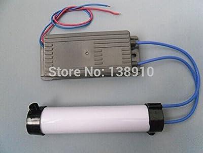 2015 newest DC12V 2g Quartz Tube Ozone Air Purifier Parts 2g/h for Air Purifier