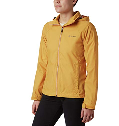 Columbia Women's Switchback Iii Adjustable Waterproof Rain Jacket