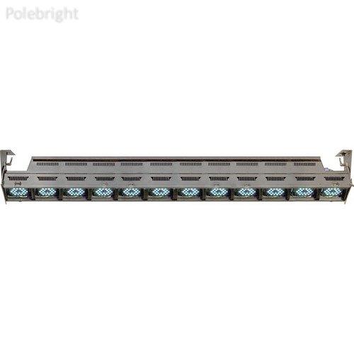 Bh 600 Light (Spectra Strip 6' 600W RGBW LED Striplight (Silver) - Polebright update)