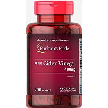 Amazon.com: American Health Vinegar Tablets, Apple Cider