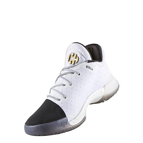 301267720764 Galleon - Adidas Kids Unisex Basketball Harden Vol.1 Shoes  BY3481 (6 Big  Kid M)