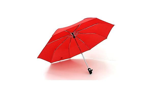 Calidad cortavientos alta anti UV transparente/lluvia ripiegamento ...