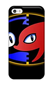 Awesome Ready For Sonic Flip Case With Fashion Design For Iphone 5/5s by lolosakes