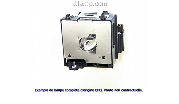 Eiki LC-WUL100 Projector Assembly with Bulb