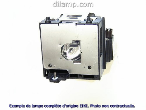 LC-XE10 Eiki Projector Lamp Replacement. Projector Lamp Assembly with High Quality Genuine Original Ushio Bulb inside.
