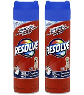 Amazon.com: Resolve Carpet High Traffic Foam, 22 Ounce: Health ...