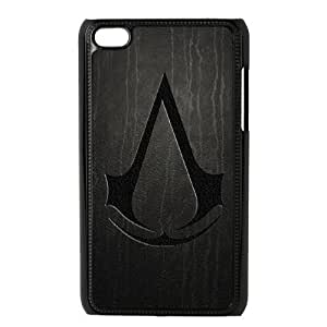 Ipod Touch 4 Phone Case Assassin's Creed F5M8404