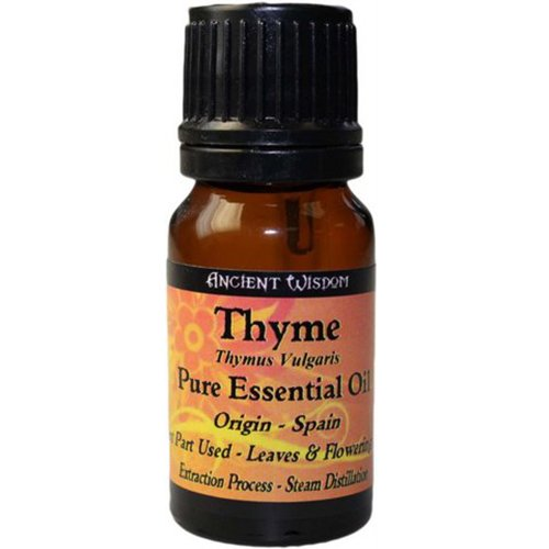 Thyme (White) Essential Oil B00FMS71J8