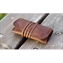 Elf Bread 1.0 - Old School Leather Tobacco Pouch (Tobacco Case/Holder)